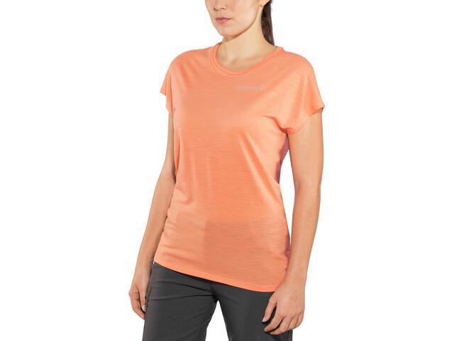 Norrøna Bitihorn Wool T-Shirt Femme, melon
